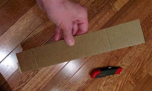 картонка когтеточка