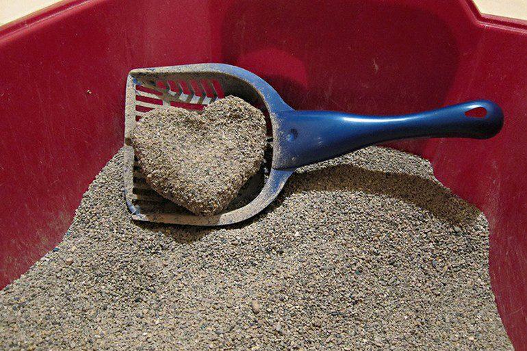 наполнитель из песка